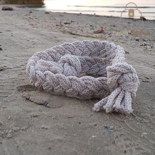 pasek pleciony sznur plecionka