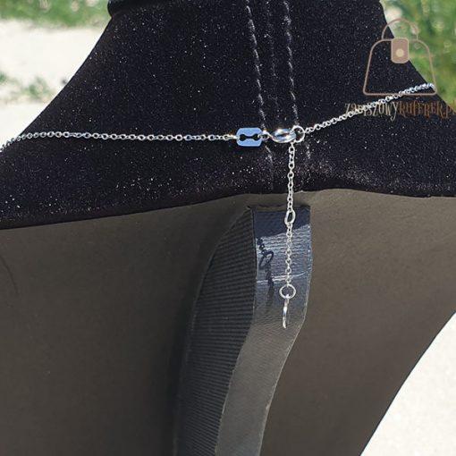 naszyjnik blueberry tył