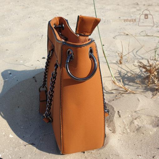 Mała torebka bok