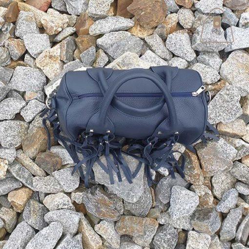 Skórzana torebka damska góa