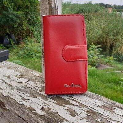 Duży portfel damski Pierre Cardin