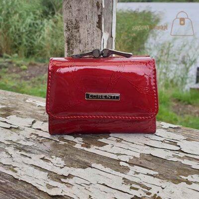 Mały portfel damski ze skóry Lorenti