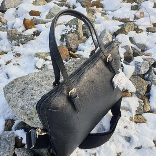 Nobo shopper torba na laptopa góra
