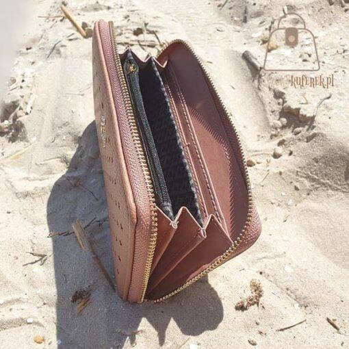 Lulu Castagnette portfel gwiazdki kieszonki
