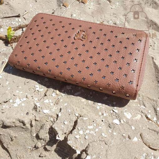 Lulu Castagnette portfel gwiazdki miś