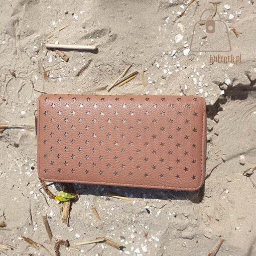 Lulu Castagnette portfel gwiazdki tył