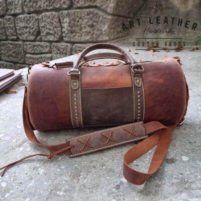 Skórzana torba Arti rozmiar M